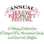 Friday – Sunday, Nov. 4, 5, & 6, 2016 – Holiday Food & Gift Festival, Eugene