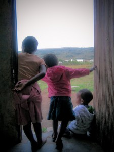 Children in KwaZulu Natal