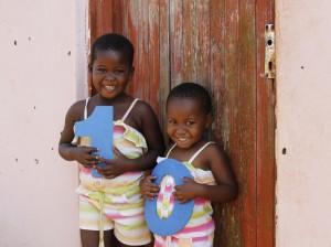 Sisters at Siyabonga Creche
